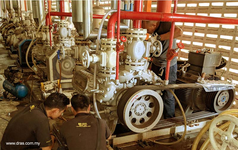 Dras Engineering Sdn Bhd -cold room specialist